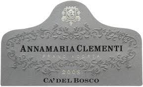 CA' DEL BOSCO, Annamaria Clementi, Franciacorta