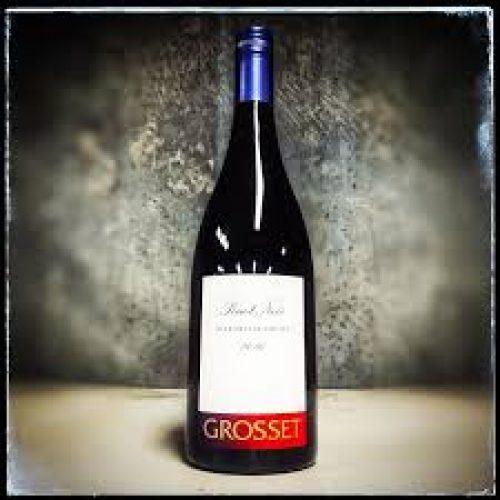 red wine Grosset Pinot Noir