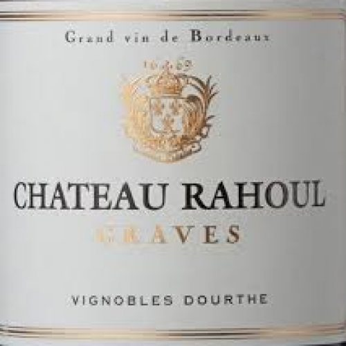 Chateau Rahoul Graves 2017